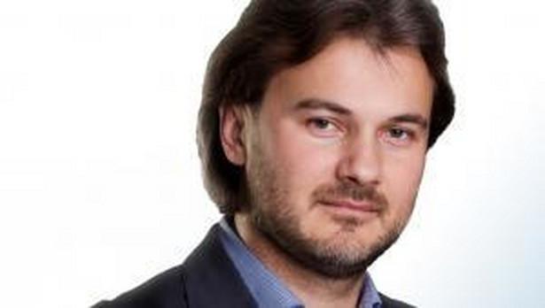 Jacek Wojciechowicz, prezes spółki Inno-Gene MAT. PRASOWE