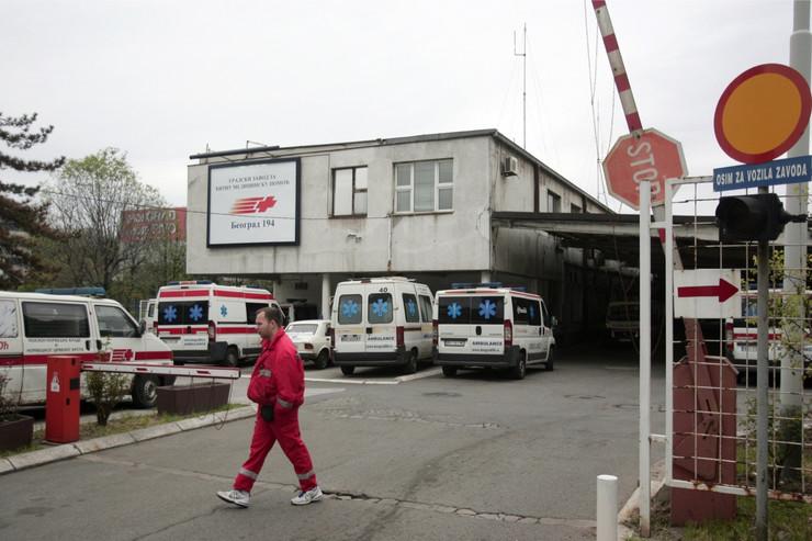 Hitna pomoć Beograd