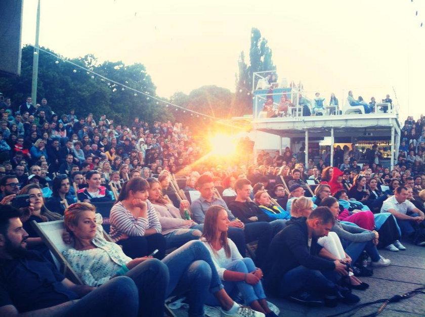 Teatr w parku