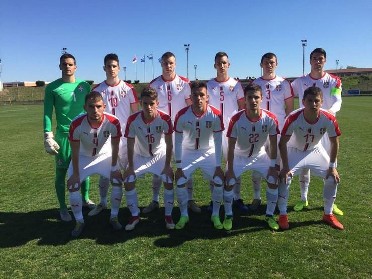 Omladinska reprezentacija Srbije
