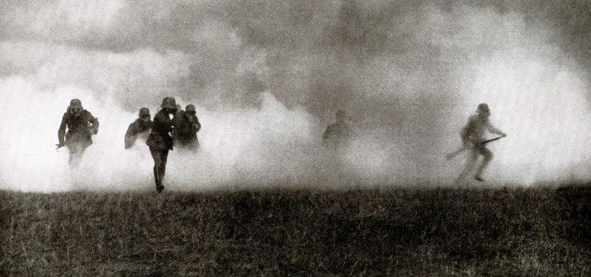 """Do największego ataku chemicznego w czasie I wojny światowej doszło w Polsce. Żołnierze umierali w męczarniach. Nie byli nawet w stanie zawołać """"Ratunku!"""""""