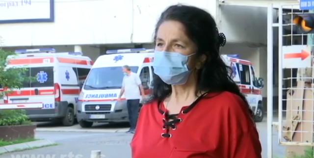 Doktorka Danijela Jevtić