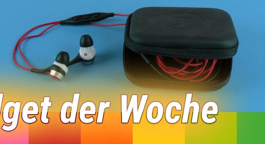 Gadget der Woche 83: Move – In-Ear-Kopfhörer von Teufel