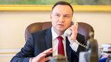 Chińskie szczepionki przeciw COVID-19 w Polsce? Andrzej Duda rozmawiał z prezydentem Chin