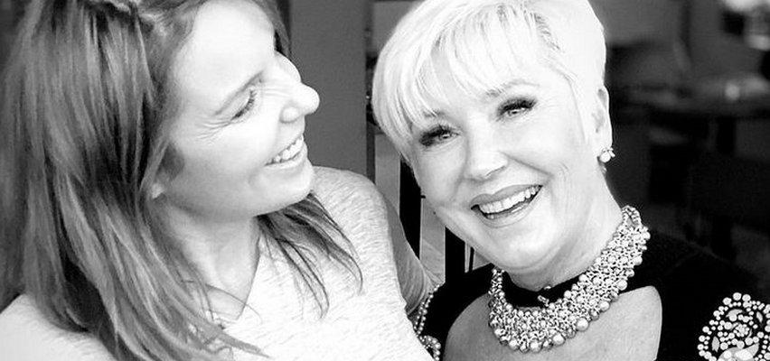 Agnieszka Włodarczyk na zdjęciu z mamą. Zdradziła, jaki ma dla niej prezent na 60. urodziny