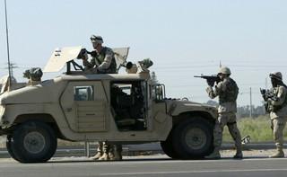 Dowódca operacyjny Rodzajów Sił Zbrojnych: Żaden Polski żołnierz w Iraku nie ucierpiał