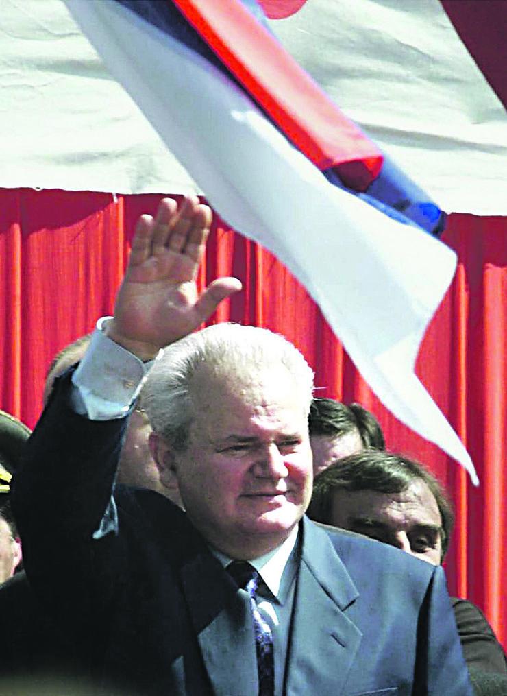 Slobodan Milošević