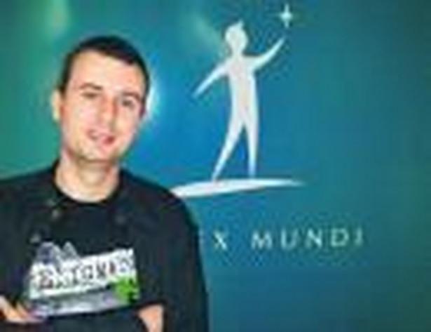 Największy nacisk kładziemy na dopracowanie koncepcji gier – deklaruje Tomasz Grudziński