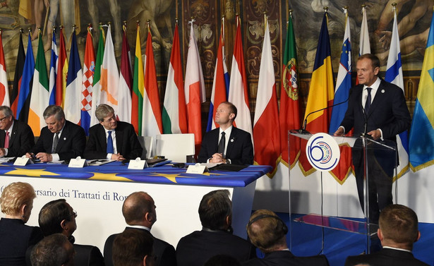 Politycy podzieleni ws. negocjacji polskiego rządu dotyczących Deklaracji Rzymskiej
