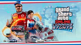 GTA Online Cuning Stunts - GTA zmienia się w Trackmanię