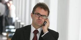 Girzyński: Teraz pacnę Niesiołowskiego