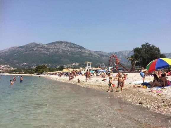 Letovanje u Crnoj Gori još nije moguće za turiste iz Srbije