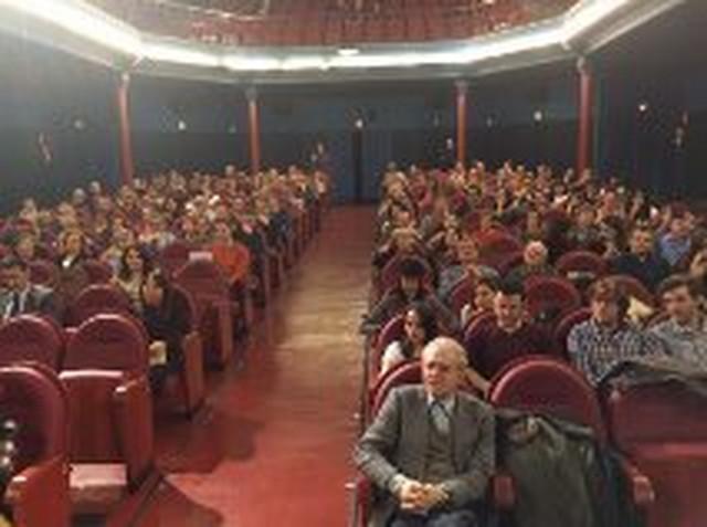 "Madriđani uživaju u filmu ""Montevideo, Bog te video"""