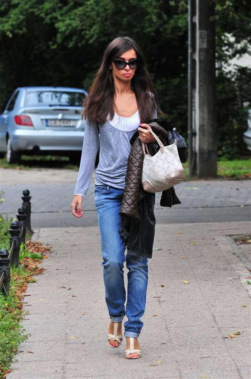 Kaczyńska nosi buty jak Kasia Tusk