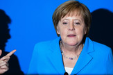 Angela Merkel, EPA -  CLEMENS BILAN