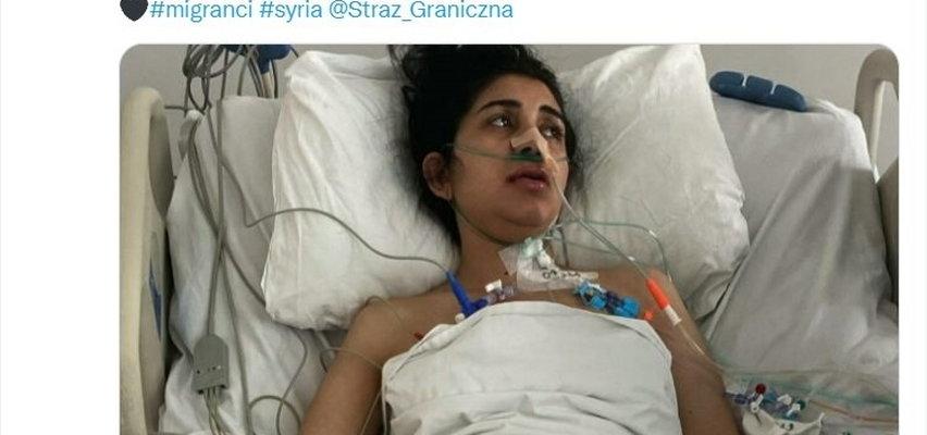 Wiadomo kim jest Syryjka z hipotermią! Szukał jej mąż