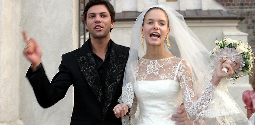 Bajeczny ślub Janiaka i Malinowskiej. Zobacz go na ZDJĘCIACH!
