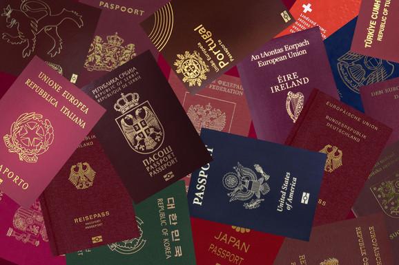 NIJE ŠALA Najmoćniji pasoš sveta nije ni američki, ni nemački, već pripada zemlji sa BLISKOG ISTOKA