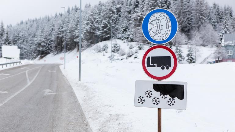 Gdzie opony zimowe są obowiązkowe?