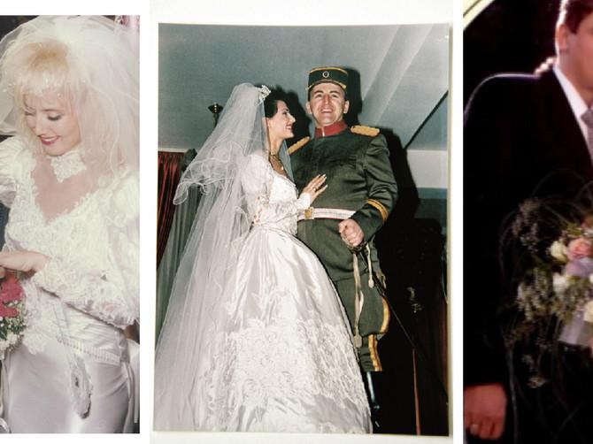 O DEKOLTEU na Prijinoj VENČANICI bruji cela Srbija, a evo U ČEMU su se sve udavale druge ČUVENE Srpkinje!