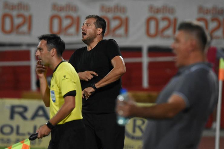FK Vojvodina, FK Partizan