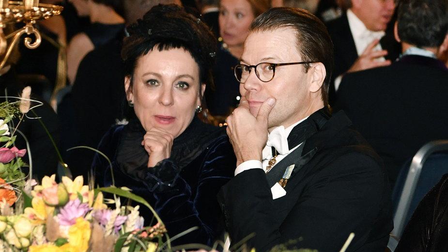 Olga Tokarczuk i książę Daniel