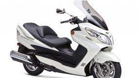 Suzuki Burgman 400 – miejskie wybawienie