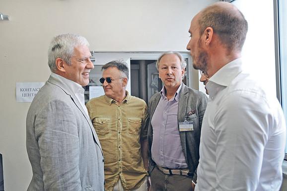 Slobodan Milosavljević i Balša Božović kažu da odluka GO DS znači da je bojkot uslovan, da nije cilj, već da treba nastaviti borbu za fer i poštene izbore