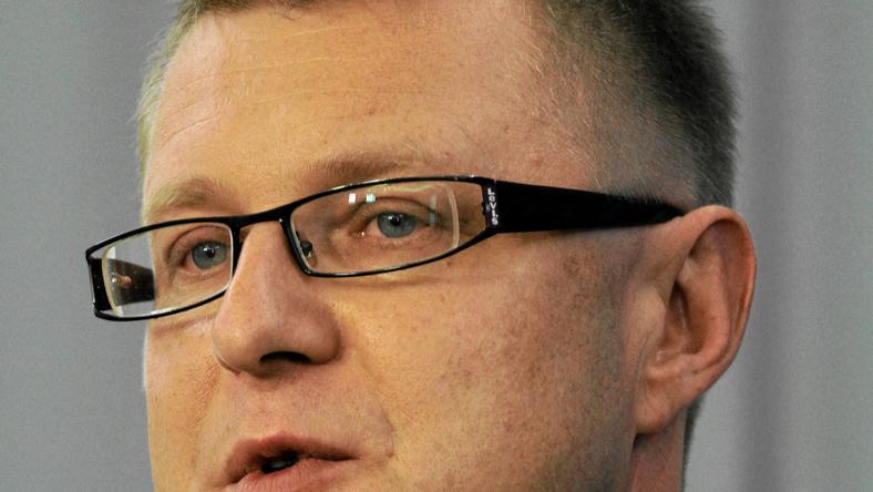 Artur Dunin, fot. Sławomir Kamiński / Agencja Gazeta