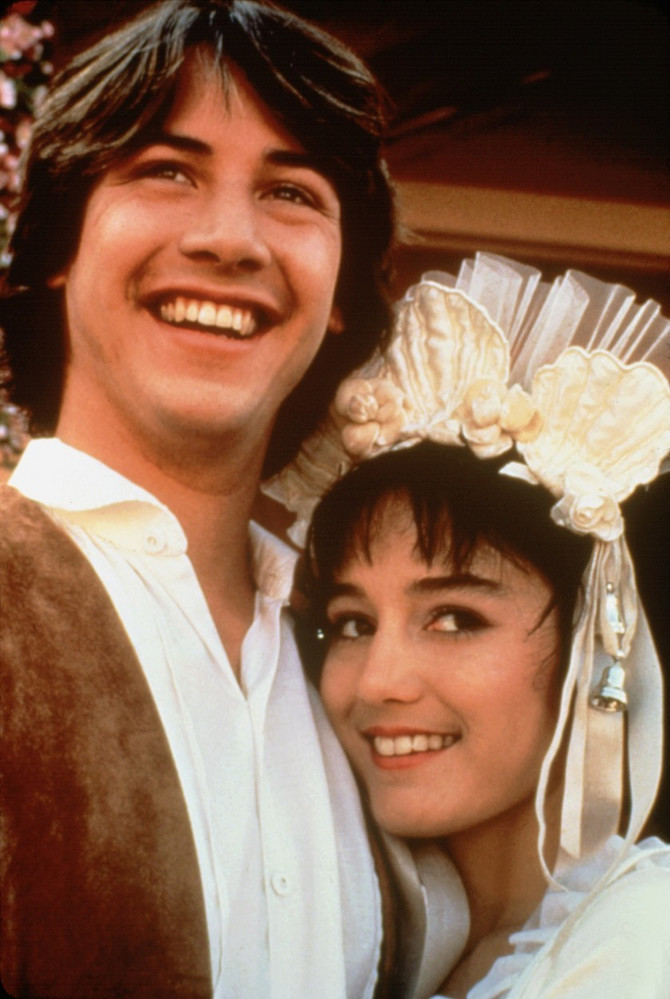 Sa Džin Šoelen 1986. u filmu