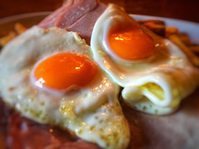 Da li jaja pržite na teži način?