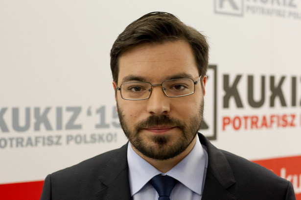 """Zdaniem Tyszki plan zarysowany przez ministra Morawieckiego oznacza, że 35 mld złotych zostanie w prosty sposób """"znacjonalizowane""""."""