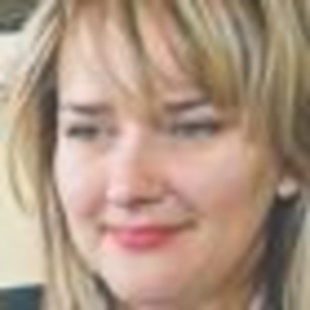 Ewelina Kasprzyk uważa, że dzięki obecności w internecie jej firma będzie się rozwijać Fot. Łukasz Zarzycki