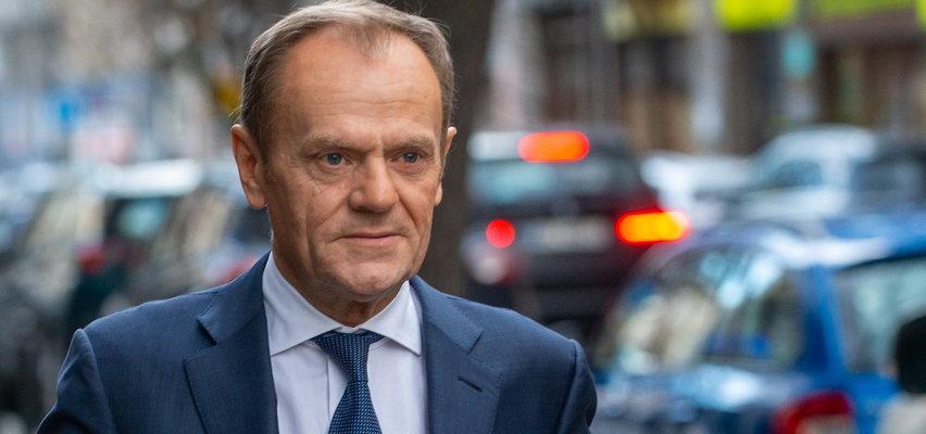 Powrót Tuska i rozpad koalicji Zjednoczonej Prawicy? Jest nowy sondaż