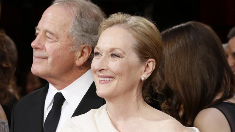 Meryl Streep i Don Gummer