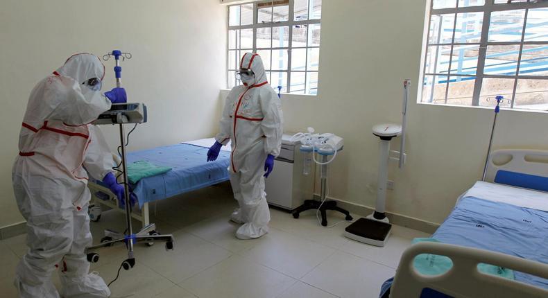 Kericho Governor Paul Chepkwony confirms isolation of suspected Coronavirus patient in Londiani Sub-county Hospital