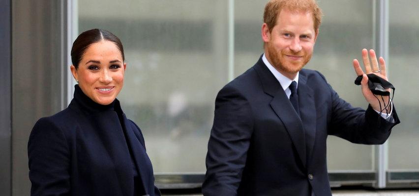 Harry i Meghan po roku przerwy pojawili się publicznie. Liczyli na słowa uznania, a posypały się gromy krytyki
