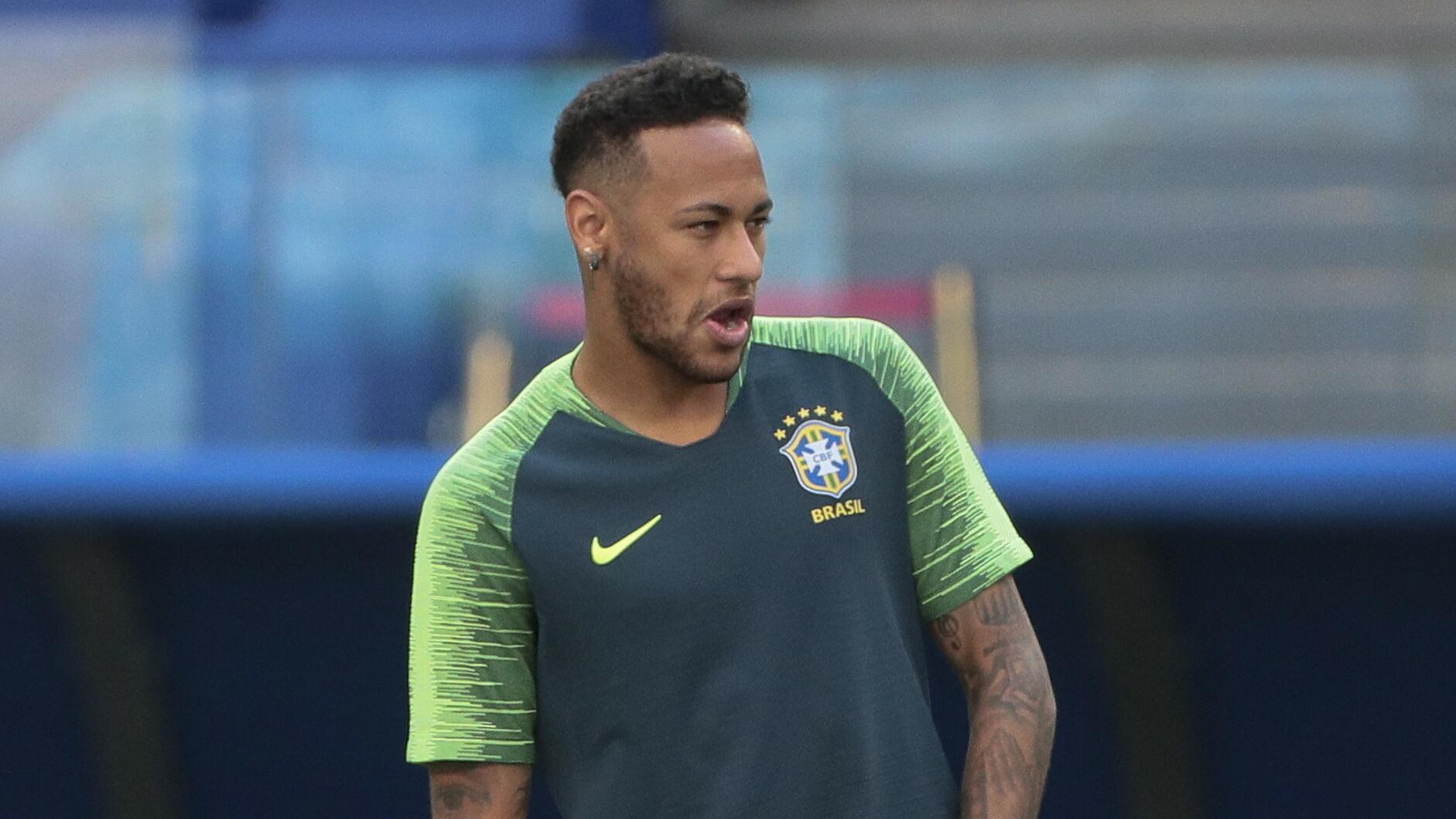 Mundial 2018 Neymar Znów Zmienił Fryzurę Mundial 2018