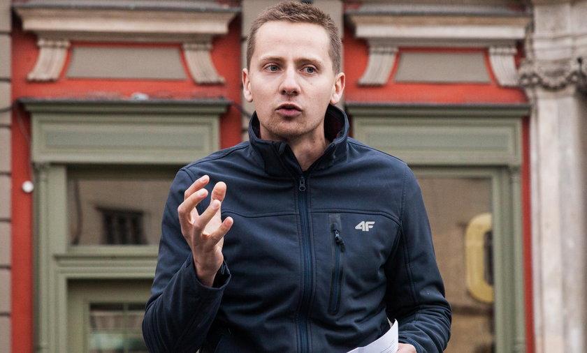 Jacek Międlar ma legitymację Stowarzyszenia Dziennikarzy Polskich. Prezes SDP tak to tłumaczy