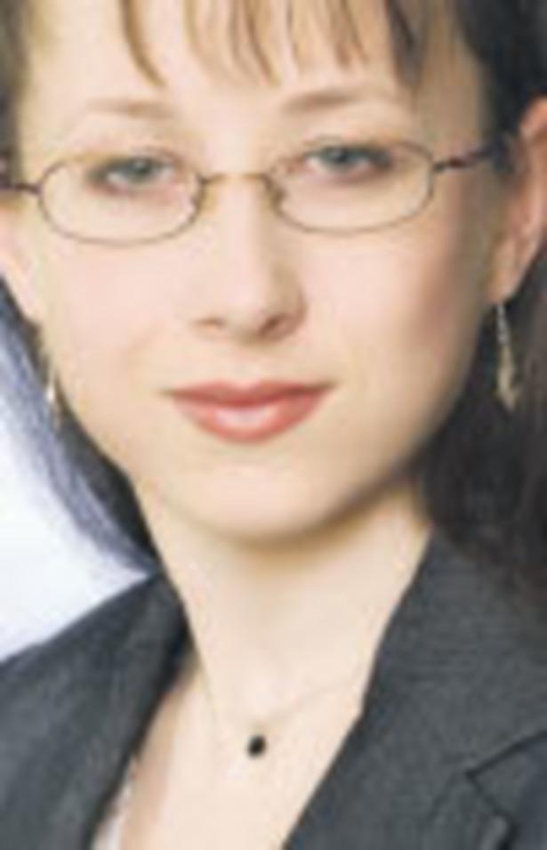 Justyna Wardak, dział doradztwa biznesowego PricewaterhouseCoopers, Grupa Energetyczna