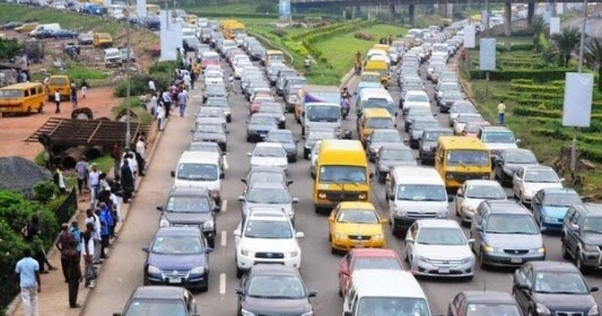 Lagos records over 70% of Nigeria's vehicular traffic - Pulse Nigeria