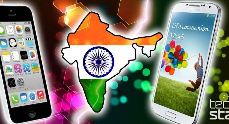 iPhone 5C verkauft sich besser als Galaxy S4 – in Indien