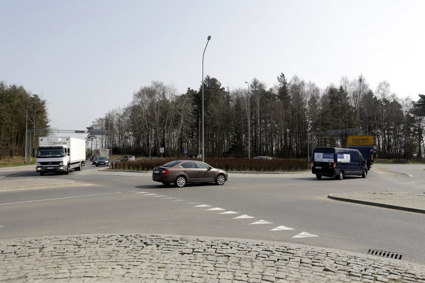 Ul. Budowlanych w Gdańsku