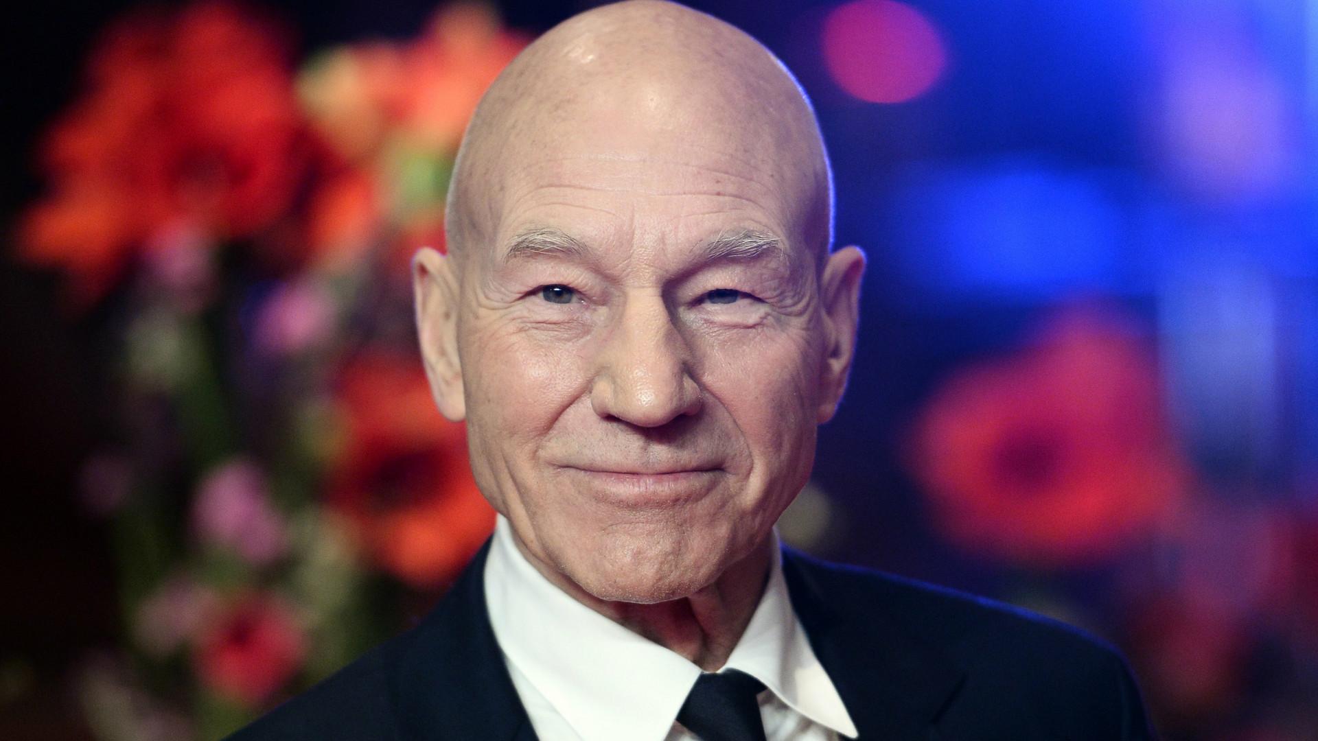 """9b0f07c0d6740 Schon wieder """"Star Trek"""" mit Captain Picard – wie armselig! Patrick Stewart  verkörperte für acht Staffeln und vier Filme die Rolle des Jean-Luc ..."""
