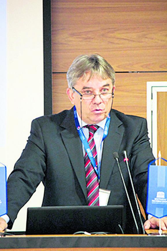 Đuro Đurović, direktor Beogradske poslovne škole