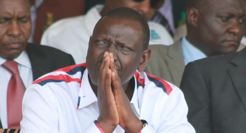 File image of DP Ruto. A section of MPs have dared a team of politicians allied to the DP to quit the Jubilee party