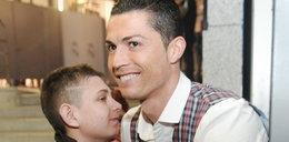 Dawid Pawlaczyk przeszedł piekło! Nawet Ronaldo się wzruszył...