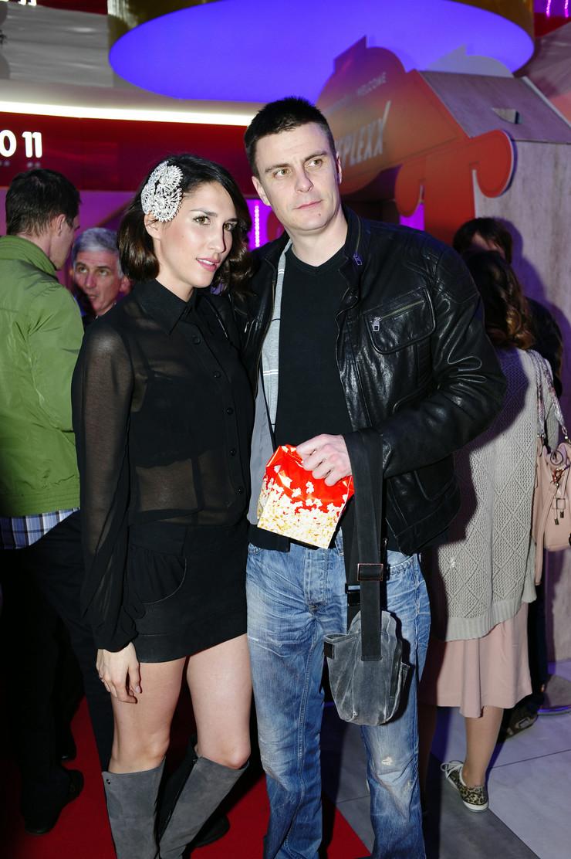 Jelisaveta Orašanin i Vuk Kostić