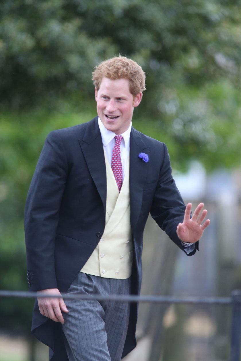 Książę Harry doczekał się figury woskowej w muzeum Madame Tussauds