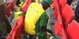 Kibice Senegalu zrobili to po meczu z Polską. Nagranie zaskakuje